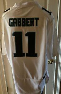 Jacksonville Jaguars Blaine Gabbert Jersey Nike On Field Size 2XL NWOT