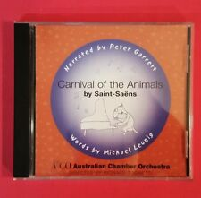 CD - Saint-Saens - Carnival Of The Animals - ACO - Tognetti