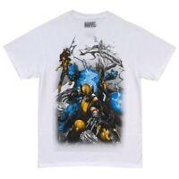 X-Men Wolverine Storm Beast Phoenix Marvel Comics Licensed Adult T Shirt New