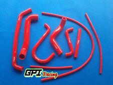 FOR FORD FALCON AU1 AU2 AU 1/2 4.0L 6 CYL 1998-2002 99 silicone radiator hose