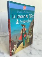 El Libro de Bolsillo Juvenil Jacques Cassabois El Flautista Hamelin 2008