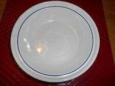 "Longaberger Pottery Pie Plate Bowl Dish 7"" New"
