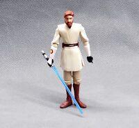 "HASBRO Star Wars the vintage collection OBI-WAN KENOBI rots jed figure 3.75"" D1"