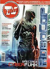 Film Tv.Robocop,Cyber Punk,Christian De Sica,Robert Redford,Joel & Ethan Coen,ii