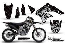 AMR RACING MOTOCROSS COMPLETE GRAPHIC DECAL WRAP KIT KAWASAKI KLX 450 08-12 RSK