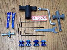 Traxxas 3.3 Revo 17mm Wheel Hexes Splined Hex Hub Tool Kit Summit T-maxx E-maxx