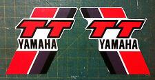 Ad. serbatoio Yamaha TT 600 Cristal 1983/85- adesivi/adhesives/stickers/decal
