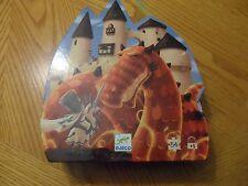 Djeco Dragon's Castle 54 Piece Shaped Box Puzzle
