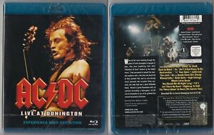 ACDC - Live at Donington (blu-ray disc)