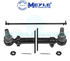 Meyle Track Tie Rod Assembly For SCANIA PGRT - Chassis 8x4 G, P, R 380 2005on