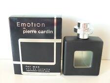 Emotion de Pierre Cardin For Men EDT Nat Spray 75ml 2.5 Oz NIB Boxed -NOT Sealed