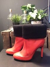 PAUL SMITH LADIES HIGH HEELS ANKLE BOOTS (BRAND NEW)
