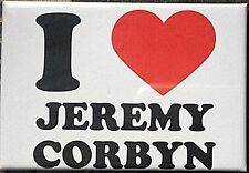I Love Jeremy Corbyn fridge magnet (se)