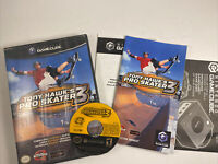 Tony Hawk's Pro Skater 3 (Nintendo GameCube, 2001) w/ Manual Tested Great
