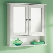 Mirror Wall Mounted Cabinets