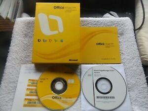 MICROSOFT OFFICE MAC HOME & STUDENT EDITION UNIVERSAL ( includes product keys )