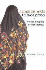 Amazigh Arts in Morocco: Women Shaping Berber Identity-ExLibrary