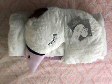 "FROLICS KIDS SWAN PRINCESS Plush Sleeping Bag 29"" X 68"" New"