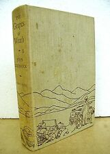 The Grapes of Wrath by John Steinbeck 1939 First Edition, Second Printing