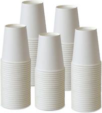 Paper Cups 150 Pack 8 Oz Paper Cups Paper Coffee Cups 8 Oz Hot Cups Paper Cof