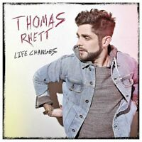 THOMAS RHETT LIFE CHANGES CD ( New Release 2017)