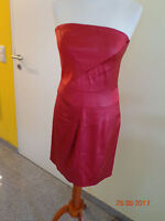 GUESS BY MARCIANO Cocktailkleid, Gr. 44 IT, DE 36-38, Rot