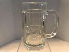 HOWEL'S Vintage Embossed Double Sided Root Beer Mug