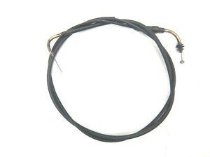 PEUGEOT VIVACITY THROTTLE CABLE RUNS SMOOTHLY 2002 - 2005