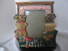 Bear Picture Frame ~ *Gift Idea
