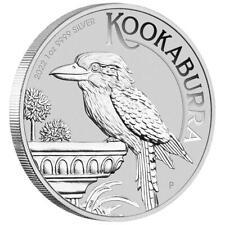 Australien - 1 Dollar 2022 - Kookaburra - Anlagemünze - 1 Oz Silber ST