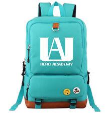 My Hero Academia Laptop Backpack Travel Backpack Shoulder School Bag Rucksack