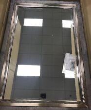 """Quoizel QR45085 Recrangular 24"""" X 35.75"""" Decorative Mirror"""