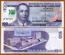 Philippines, 100 Piso, 2013 P-New UNC > Commemorative 100 years De La Salle