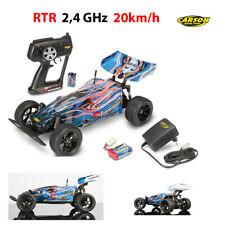 Carson - 1:10 FD II Stormracer 2,4 GHz 100% RTR 20 km/h Li-ion RC Buggy Auto