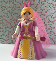Playmobil 9147 Pink gown princess Series 11 Retired Figure