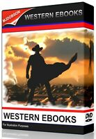 Western Ebooks Stories Story Books disc for Ipad Kindle Kobo Ereader Download