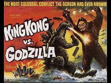 KING KONG VS. GODZILLA (DVD, 1962 MONSTER MOVIE) JAPAN/US