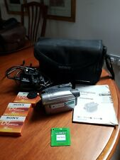 Sony Videocamera MiniDV DCR-HC27E