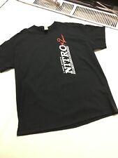 Larry Dixon NitroX2 Two-Seater T-Shirt Not NHRA Drag Racing OFFICIAL MENS XXXL