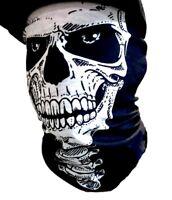 Skull-Neck-Bones-Face-Wind-Mask-Tube-cap-Gaiter-Biker-Balaclava-Costume-Rave-Ski
