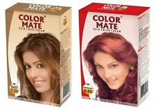 Color Mate Hair Color Cream Golden Brown 65 ml (pack of 3)