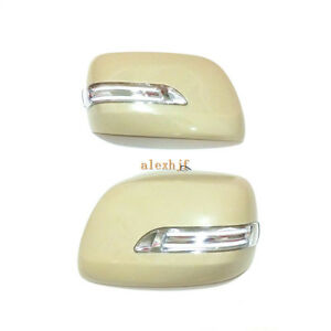 LED Rear-view Mirror Light + Cover for Lexus LX570 / Toyota Land Cruiser 2007~12