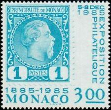 Timbres bleus figures historiques