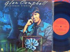 Glen Campbell ORIG OZ LP Southern nights NM '77 Capitol ST11601 Urban Cowboy