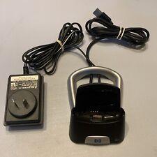 HP iPAQ H2200 Series Charger Dock & USB 314041-001 & AC Adaptor ADP-10SB