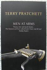 Men at Arms: (Discworld Novel 15) by Terry Pratchett (Paperback, 2005)
