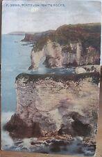 Irish Postcard WHITE ROCKS Portrush Northern Ireland Celesque The Photochrom Co