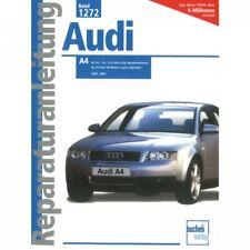 Audi A4 B6 Typ 8E (2001 bis 2004) Reparaturanleitung Bucheli Verlag