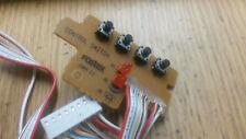 Fostex B16 R8 control switch pcb 8251838 107 S40