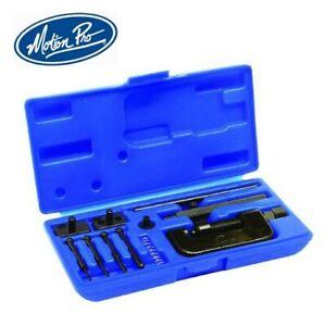 Motion Pro Kawasaki Motorcycle Chain Breaker & Riveting Tool Kit includes 3 pins